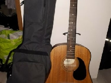 Guitare acoustique Hohner countryman