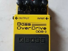 Boss ODB-3 Bass - Pédale overdrive  - Occasion