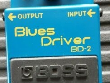 Pédale BOSS Blues Driver BD-2 BD2