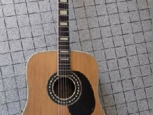 Guitare KLIRA Modell BIG VALLEY vintage