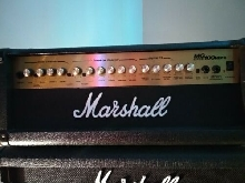 Marshall MG100hdX 100W Amplificateur Guitare tête d'ampli