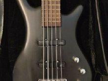 Warwick  Corvette Standard Nirvana Black  Made in Germany