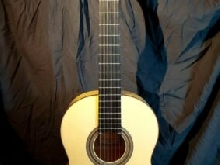 classical guitar cypress and spruce