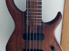 Tobias Signature 5st Electric Bass Guitar (2000) USA. Just serviced.