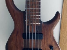 Tobias Signature 5st Electric Bass Guitar