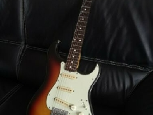 Bacchus BST-62V - Vintage Japan Stratocaster - Early 2000's - 3 Tone Sunburst