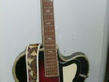 Exceptionnelle Guitare Jazz type Archtop MUSIMA années 60.. vintage