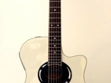 Guitare Folk Electro-Acoustique Yamaha APX 500 II White Brillant