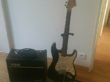 Guitare Electrique Skyer By Fender