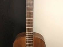 Guitare Ancienne Vintage Du Luthier Grizzo