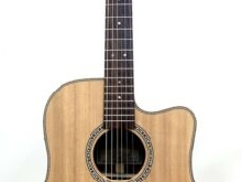 Guitare Folk Electro-Acoustique Dowina W-DCE 999S Naturel Satiné