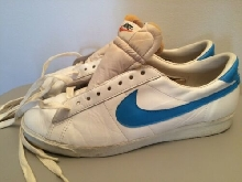 NIKE WIMBLEDON VINTAGE 1970 MADE IN JAPAN FOREST HILLS
