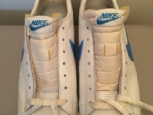 NIKE WIMBLEDON VINTAGE 1970 MADE IN TAIWAN FOREST HILLS