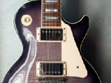 Gibson les paul traditional 2015 placid pirple