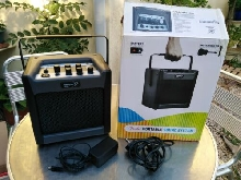 Ampli passport mini fender guitare et chant