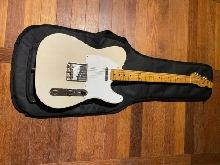 Fender Telecaster Classic 50 with Lollar Special Pickups and other upgrades