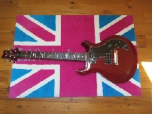 PRS USA S2 Mira Birds VC - Vintage Cherry