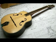 Guitare manouche