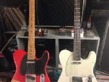 Guitare Telecaster Japan relic 90'