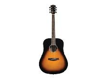 Prodipe JM Forest SD30 - Guitare Acoustique dreadnought Sunburst