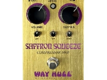 Way Huge Saffron Squeezel - Pedale de modulation guitare WHE103