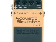 Boss AC-3 - Pédale 'Acoustic Simulator'