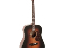 Cort Earth 300VF - Sunburst - Guitare électro-acoustique