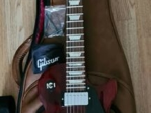 Guitare Gibson Les Paul Studio 2019 Wine Red