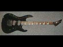 Guitare Electrique LAG Arkane AK200 Black N.O.S. New Old Stock