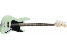 Fender Deluxe Active Jazz Bass - touche Pau Ferro - Surf Pearl (+ housse)