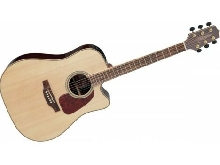 Takamine GD93CENAT - Guitare acoustique Dreadnought Cutaway Electro