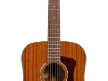 Guitare Folk Acoustique Dreadnought Guild D-120 Natural + SoftCase