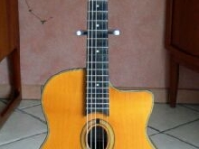 *** GUITARE MANOUCHE ACOUSTIQUE MAURICE DUPONT MD100 1996***