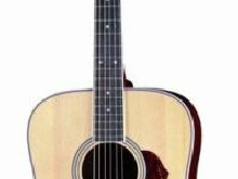 Guitare Folk Acoustique Crafter D 6/N TABLE EPICEA SITKA MASSIF