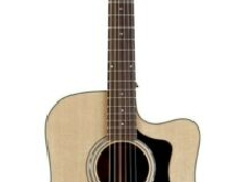 Guitare Folk Electro-Acoustique Guild D-150CE Natural + SoftCase