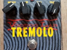 Pedale guitare tremolo Voodoo Lab Made in US - Parfait état