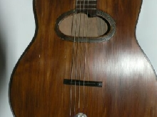 ancienne guitare jazz manouche