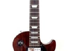 Guitare Electrique Gibson Solid Body Les Paul Studio US 2010 Wine Red + Case Gib