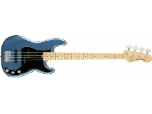 Fender American Performer Precision Bass + housse deluxe - touche érable - Sati