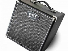 EBS Session Classic 60 - Tiltback Bass Combo 60 watts