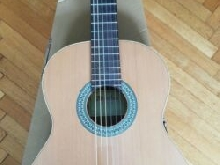 Chitarra classica ALHAMBRA 2C Natural 4/4 made in spain come nuova
