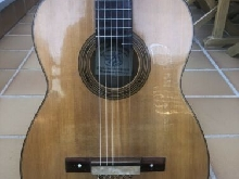 Ricardo Sanchis Nacher Flamenco Guitar