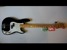 ELECTRIC BASS FENDER STANDARD PRECISION
