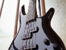 IBANEZ SR1000 Sound Gear (SR) Black Electric Bass Vintage 1991  Made In Japan