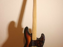 Fender Precission Bass Fretless 1978 - Japan Body