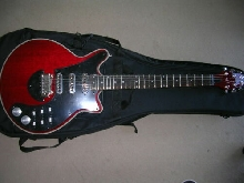BRIAN MAY GUITARS RED SPECIAL