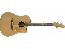 Fender Redondo Player - touche noyer - Bronze Satin