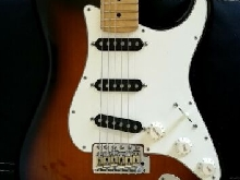 Guitare fender stratocaster American Special MADE IN USA, le son de Stevie Ray