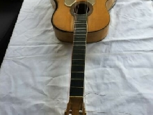 guitare JACQUES FAVINO  1959  a restaurée ou pour pieces