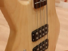 G&L 2000 Bass Left handed